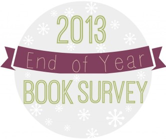 Jamie from The Perpetual Page-Turner created the End of Year Book Survey back in 2010, but this is my first time completing it!