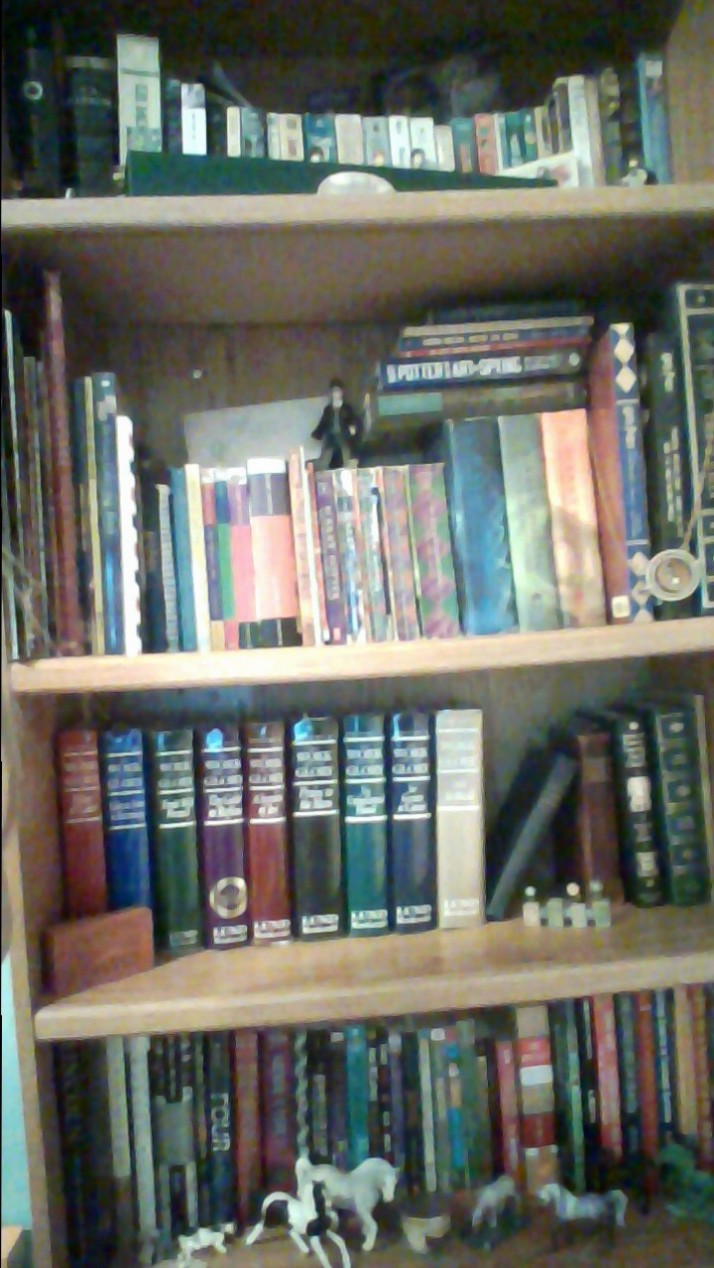 My shelf!